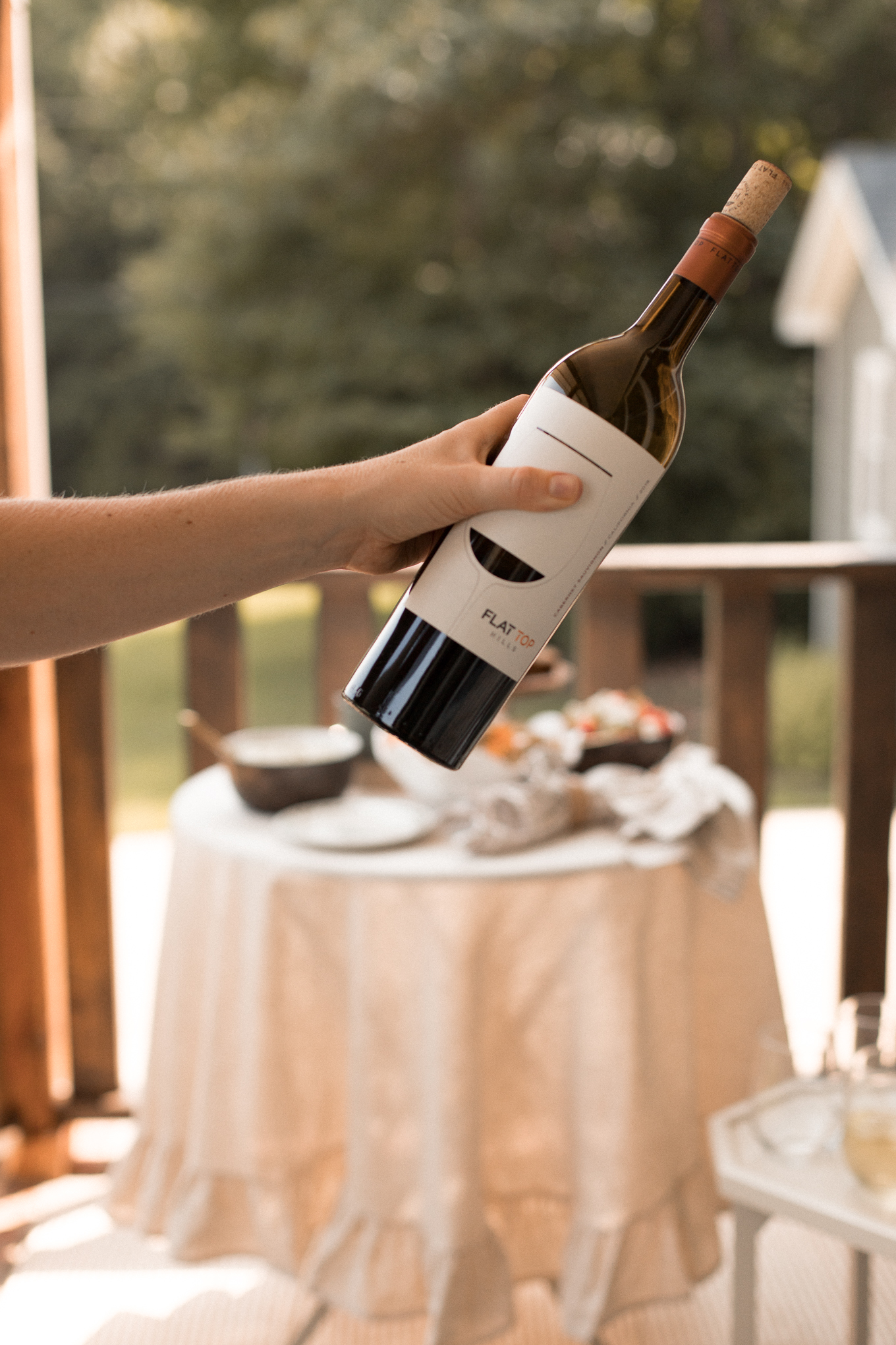 Flat Top Hills Wine Review | Louella Reese
