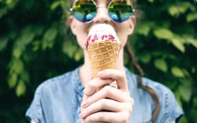 Scream for Ice Cream by Supporting Local Businesses