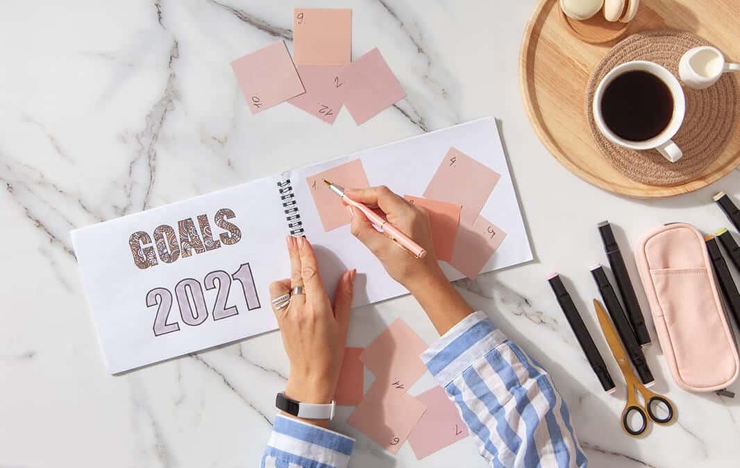 2021 goal sheet