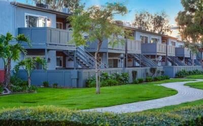 Living Green at Countrywood Apartment Homes