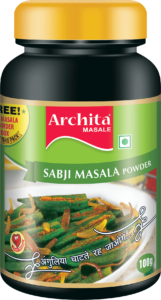 Vegetable Curry Powder 100g