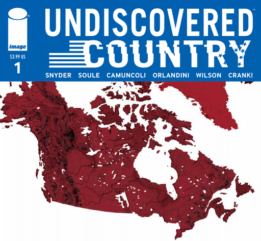 UNDISCOVERED COUNTRY