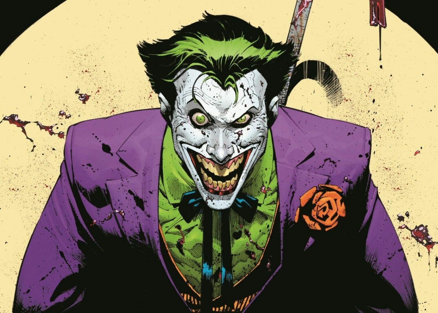 The Joker 80th