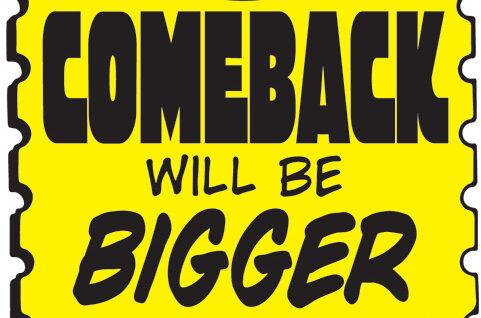 back the comeback