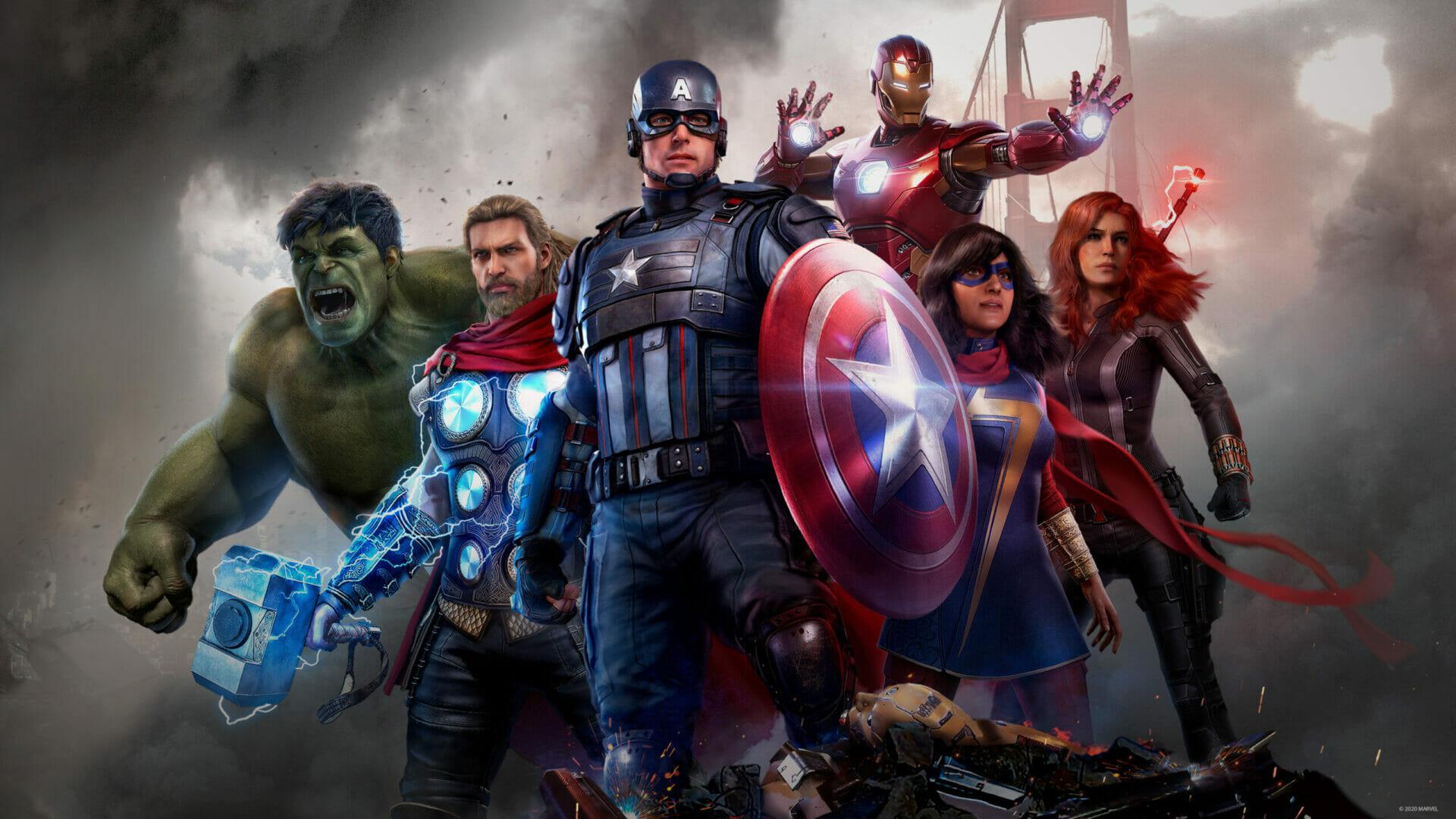 Marvel's Avengers Prime Day The Nerdy Basement