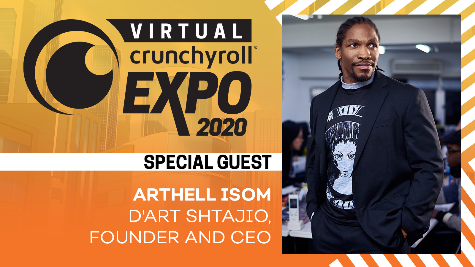 Virtual Crunchyroll Expo