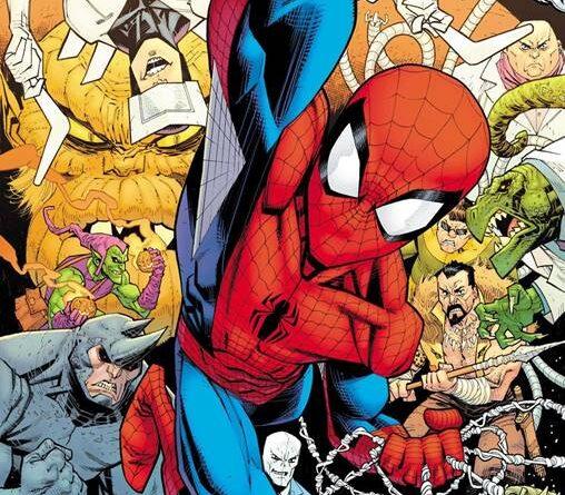 Spider-man 850