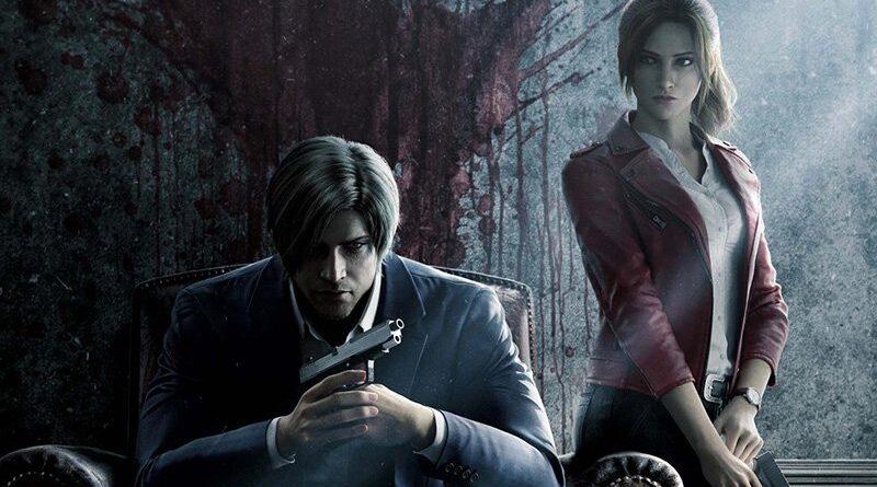 Resident Evil Infinite Darkness Geeked Week The Nerdy Basement