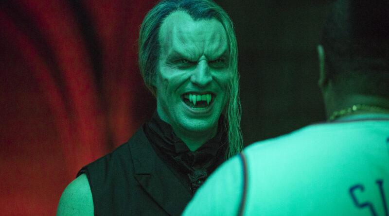 Vampires vs The Bronx