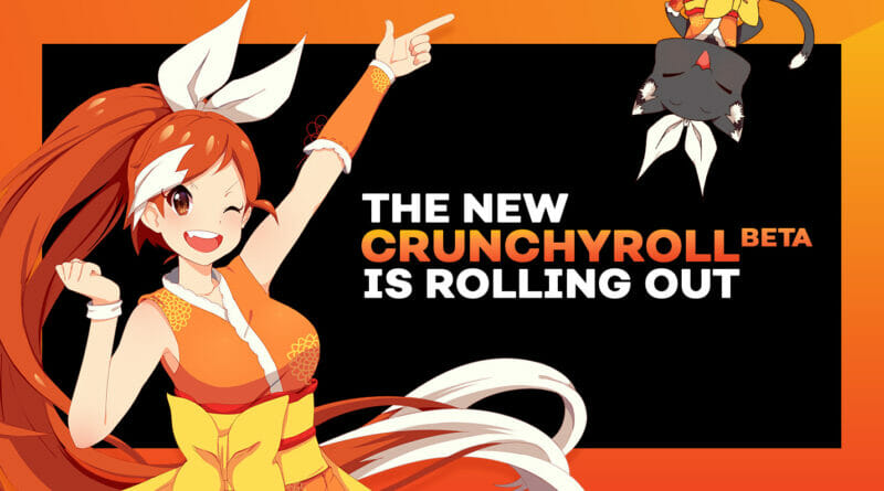 Crunchyroll Beta