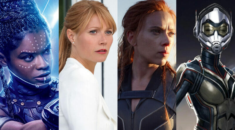 Badass Women In The MCU