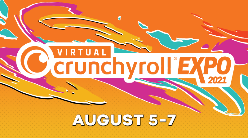 Virtual Crunchyroll Expo 2021 is Open for Registration!
