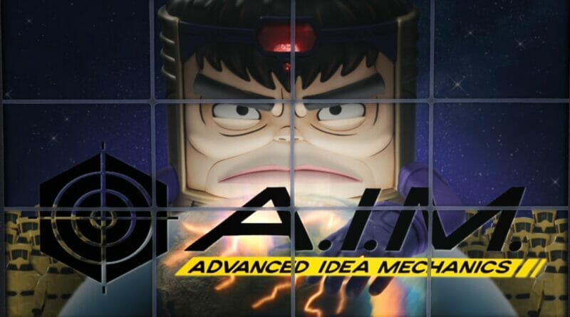 MODOK Advanced Idea Mechanics Feature The Nerdy Basement