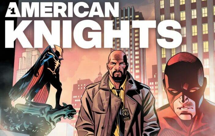 Heroes Reborn American Knights The Nerdy Basement