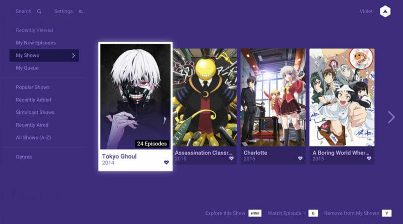 AnimeLab Funimation ANZ The Nerdy Basement