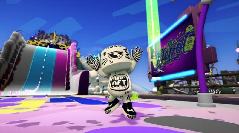 Blankos Block Party NFT E3 The Nerdy Basement