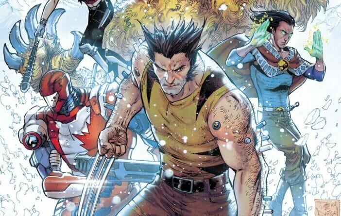 Marvel Comics Heroes Reborn Weapon X Final Flight The Nerdy Basement