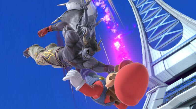 Kazuya Tekken Super Smash Bros Ultimate The Nerdy Basement