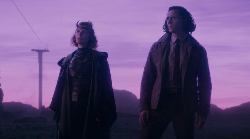 Loki and Sylvie Lamentis The Nerdy Basement