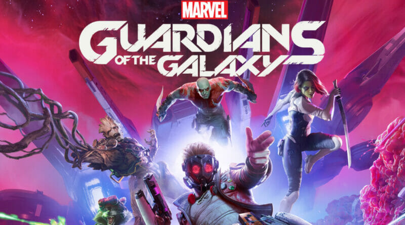 Marvel's Guardians of the Galaxy The Nerdy Basement