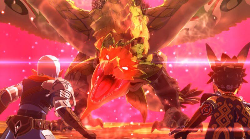 Monster Hunter Stories 2 Wings of Ruin Nintendo Direct E3 2021 The Nerdy Basement
