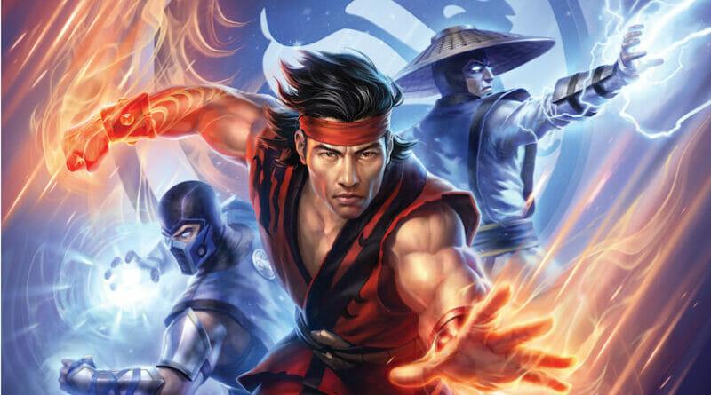 Mortal Kombat Legends Battle of the Realms Feature The Nerdy Basement