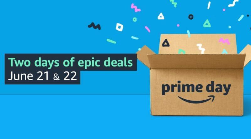 Amazon Prime Day The Nerdy Basement