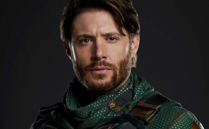 Jensen Ackles Soldier Boy The Nerdy Basement