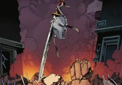The Last Ronin #3 The Nerdy Basement Presents Comics in the Basement Podcast