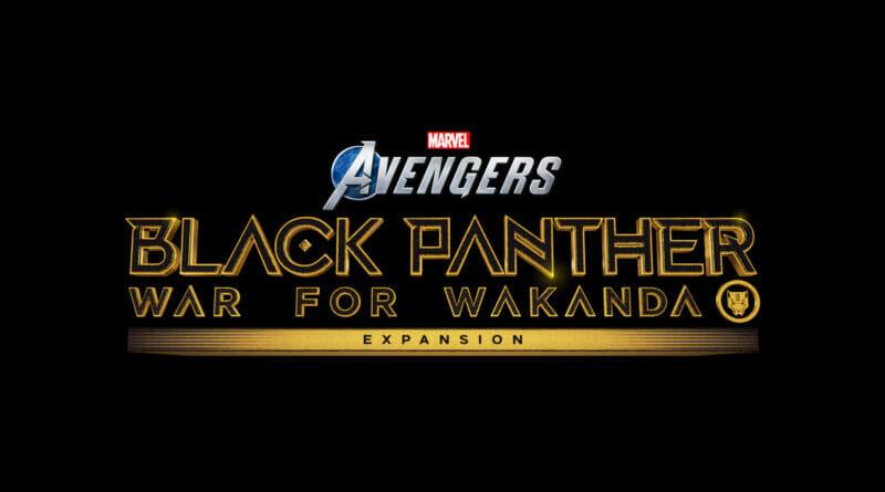 Black Panther War For Wakanda Logo E3 2021 The Nerdy Basement