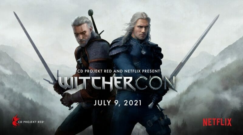 The Witcher WitcherCon The Nerdy Basement