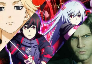 Anime In The Basement Episode 8 - Scarlet Nexus, Tokyo Revengers, Resident Evil Infinite Darkness The Nerdy Basement