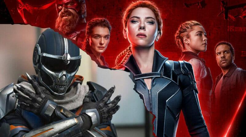 Black Widow Taskmaster Tony Stark The Nerdy Basement