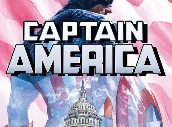 Captain America #30 - All Die Young Review The Nerdy Basement