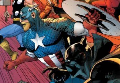 Heroes Return Comics in the Basement Ep. 42 The Nerdy Basement