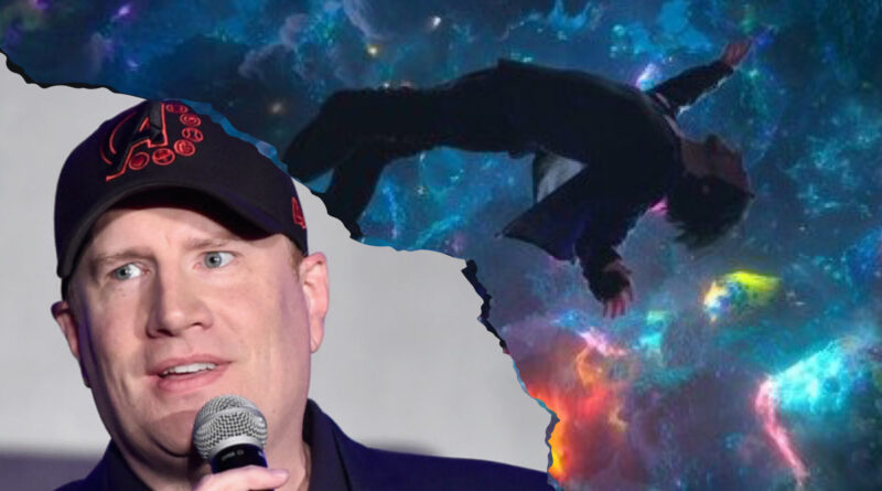Kevin Feige Multiverse Rules Meeting The Nerdy Basement