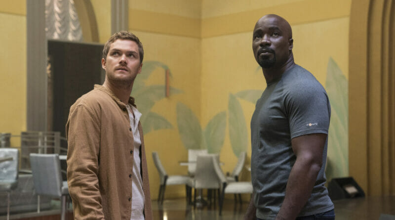 Luke Cage Iron Fist Heroes For Hire The Nerdy Basement