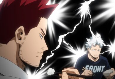 My Hero Academia Season 5, Episode 105 - The Hellish Todoroki Family Review The Nerdy Basement