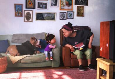 Pixar SparkShorts Nona Disney Plus The Nerdy Basement