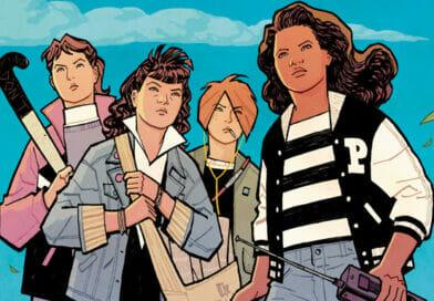 Paper Girls Compendium Image Comics The Nerdy Basement