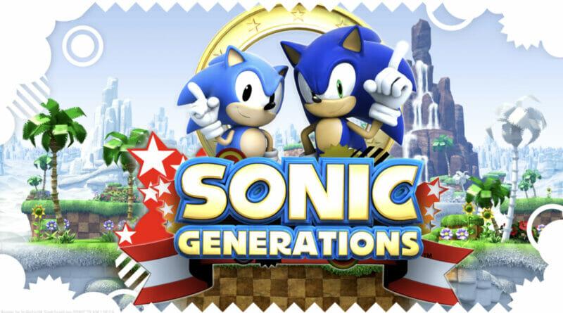Sonic Generations The Nerdy Basement