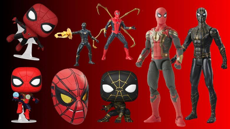 Spider-Man: No Way Home Toy Line Up Funko Hasbro LEGO The Nerdy Basement