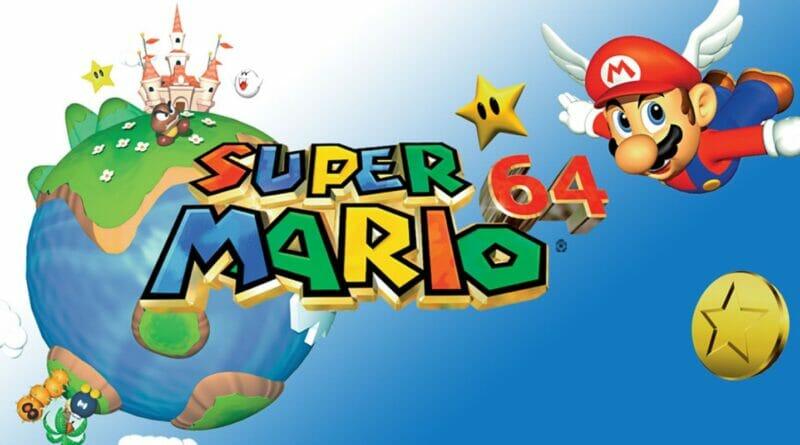 Super Mario 64 $1.5M Sold Copy The Nerdy Basement