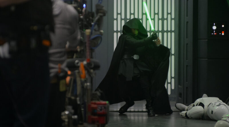 Disney Plus: Disney Gallery: The Mandalorian Season 2 Luke Skywalker The Nerdy Basement