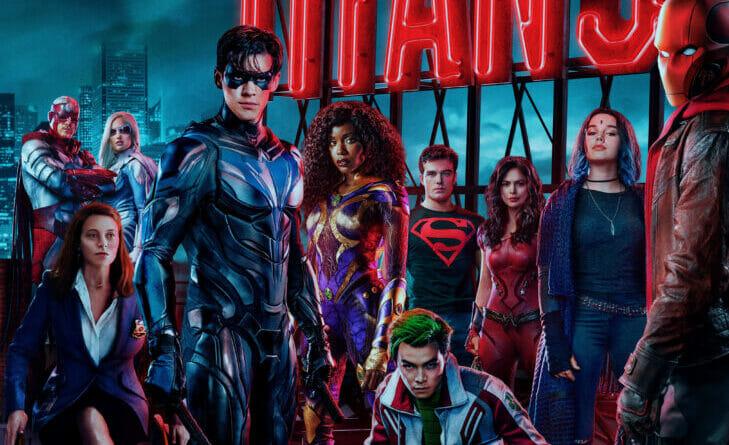 Titans Season 3 Trailer The Nerdy Basement