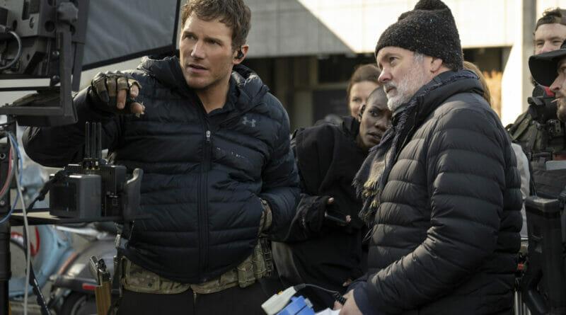 The Tomorrow War Chris Pratt Chris McKay The Nerdy Basement