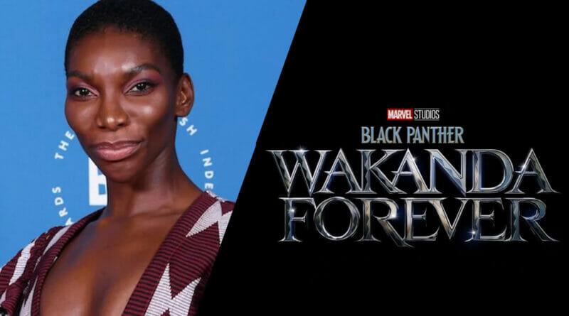 Michaela Coel Madam Slay Black Panther: Wakanda Forever The Nerdy Basement