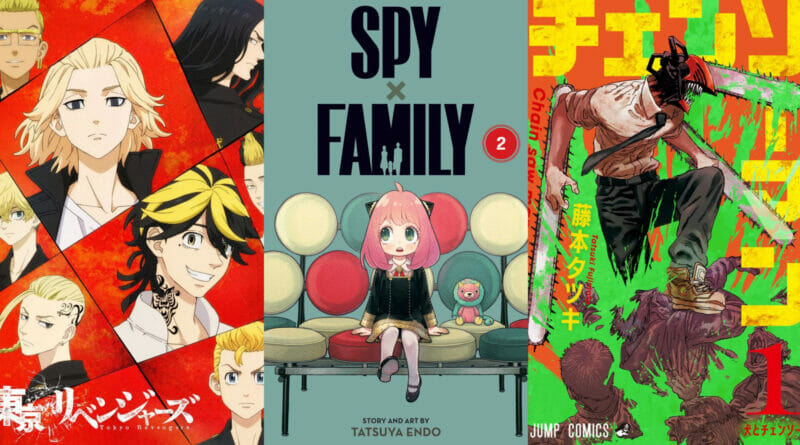 Anime In The Basement Episode 009 Spy x Family, Tokyo Revengers, Chainsaw Man The Nerdy Basement