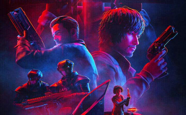 Virtual Crunchyroll Expo: Blade Runner: Black Lotus Key Visual The Nerdy Basement
