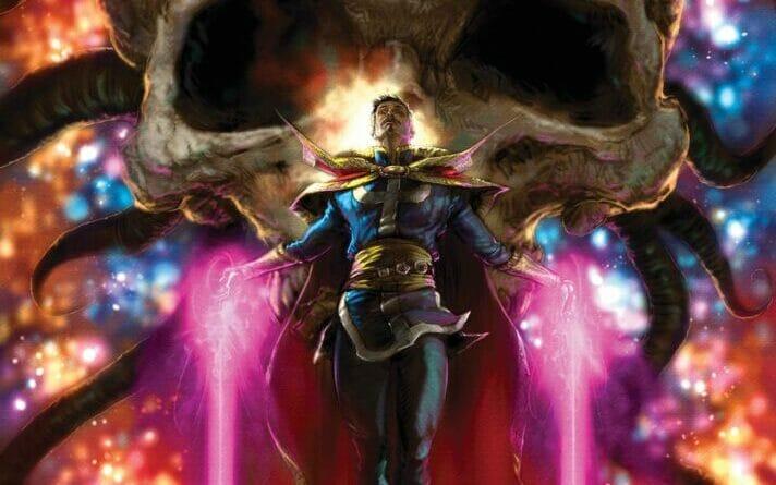 Death of Doctor Strange #1 Comic Book Trailer The Nerdy Basement